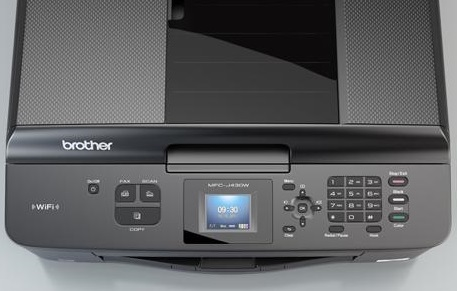 printer brother inkjet mfc-j430w