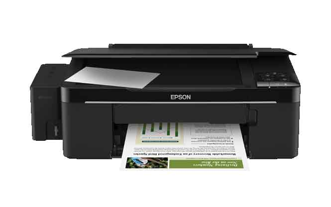 Free Download Driver Printer Epson L200 For Windows