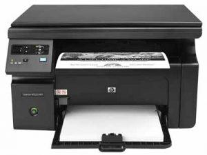 Gambar Printer HP Laserjet Hitam