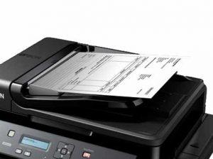 Harga printer Epson Mseries M200 ADF Feature