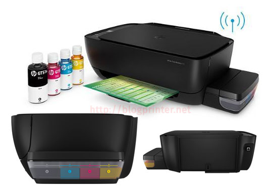 Harga Printer HP 415 Multifungsi Inkjet effisien
