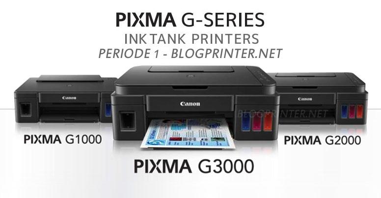 Harga Printer canon inktank