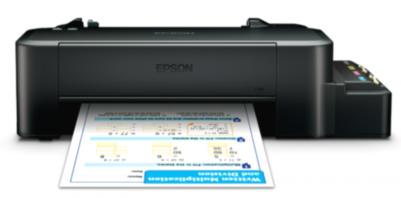 Download driver printer Epsson L120 Terbaru