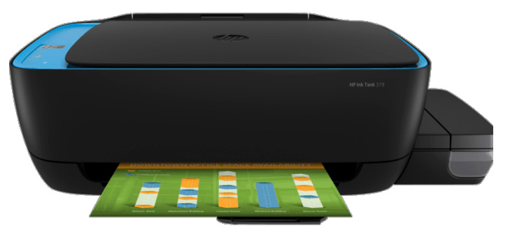 Review Printer HP Inktank 315 Terbaru