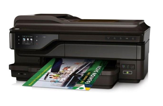 Harga Printer hp officejet 7612