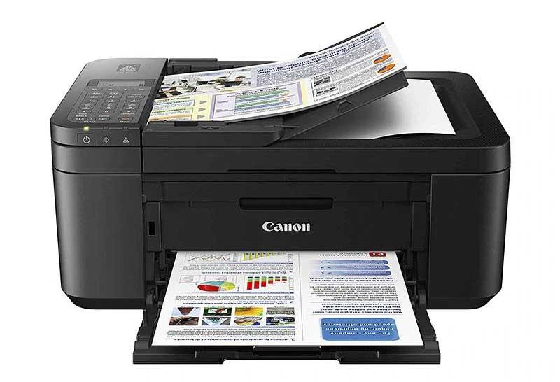 9 Printer Canon Untuk Scan Kertas F4 Dan Fotocopy Arenaprinter
