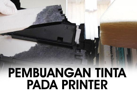 Dimana-Pembuangan-Tinta-Printer-yang-kotor-hasil-cleaning