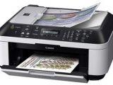 Printer Canon untuk scan kertas F4 dan fotocopy